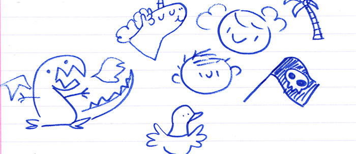 Ecrire des histoires avec les enfants